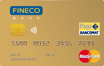 Fineco Carta E Bancomat Insieme Un Solo Pin Da Ricordare