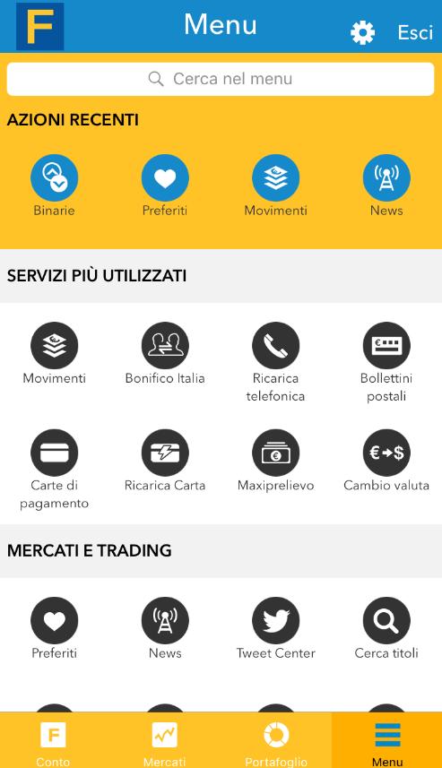 fineco app