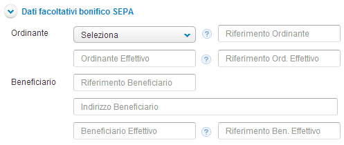 """3fd5adde90d65 La contabile valida ai fini fiscali è disponibile direttamente online alla  sezione """"Archivio bonifici"""" e solo in corrispondenza di bonifici in stato """"  ..."""