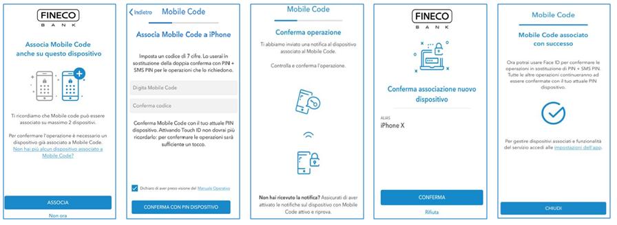 MC_attivazione su più smartphone